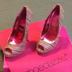 Jayne - pink heels